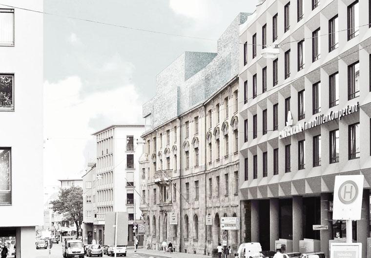 GROTTENAU IN AUGSBURG – STADTRATSBESCHLUSS ZUR WEITERPLANUNG
